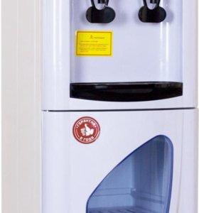 Кулер для воды со шкафчиком