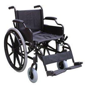 Кресло-коляска KY903 для инвалидов стальная
