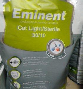 Эминент корм для кошек супер премиум 1кг.(Чехия)