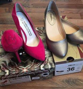 Туфли новые, 36