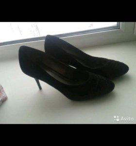 Туфли бу1раз р39