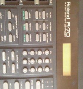 Roland R70 ритм блок