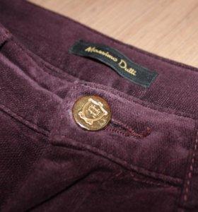 Брендовые брюки Massimo Dutti