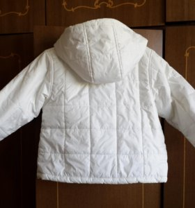 Стеганная курточка для мальчика или девочки 3Т