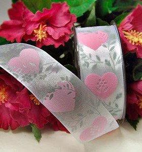 Декоративные ленты для оформления подарков