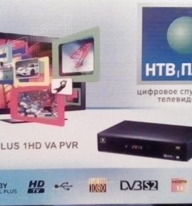 НТВ плюс NTV Plus 1 HD VA PVR