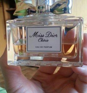 Miss Dior Cherie eau de parfum духи парфюм