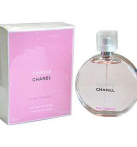 Новые chanel chance Tendre 100 ml