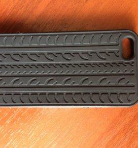 Резиновый чехол для IPhone 5s