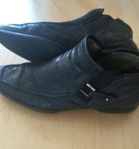 Ботинки зимние Fabi