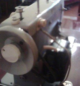 Швейная машина электропривод на тумбе