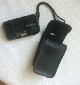 Дешёвый плёночный фотоаппарат