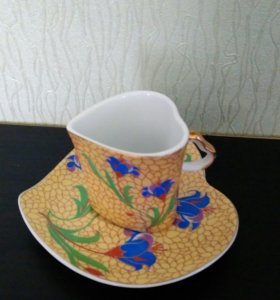 Чайная пара
