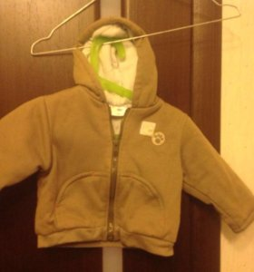 Курточка 6-9мес. демисезонная