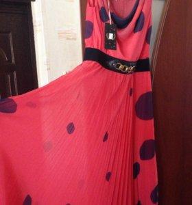 Праздничное платье 46-48