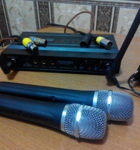 Радиомикрофоны SOLISTA-922