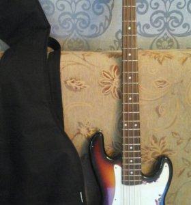 Бас гитара redmond