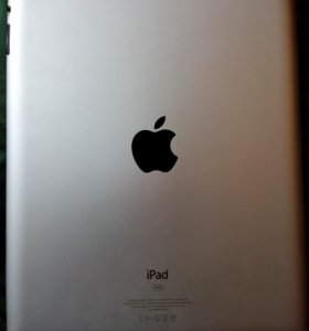 Apple iPad 2 Wi-Fi 16Gb (белый)