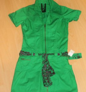 Новое! Платье рубашка р-р 42-44