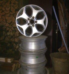 Литые диски R14