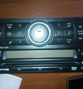 Головное устройство Nissan 28185 JD40A PN-2804F