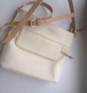 Новая сумка Caprisa