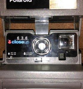 Фотоаппарат Polaroid моментальное фото!