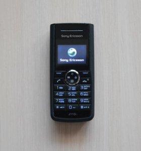 Sony Ericsson J110i сотовый телефон