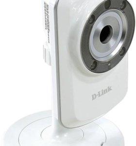 Беспроводная IP-камера D -Link