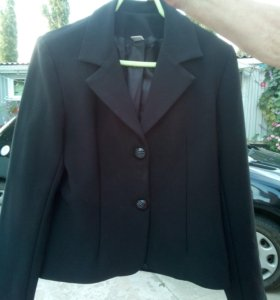 Школьный пиджак с жилеткой