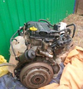 Двигатель опель корса z10xer