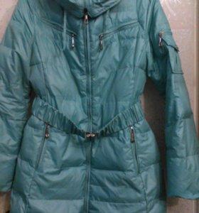 Куртка. Размер 46-48.