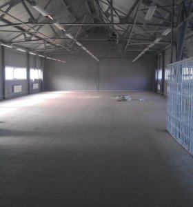 Сдам помещение под склад или производство новое