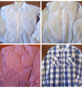 Рубашки на рост 122-128