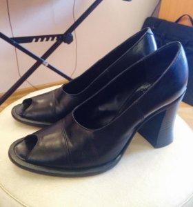 Туфли с открытым носом Италия
