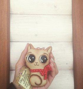 Кошечка кофейная