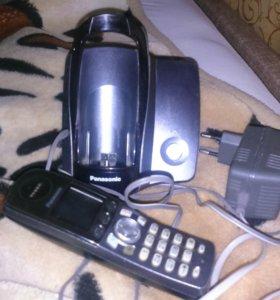 Телефон Panasonic (стационарный)