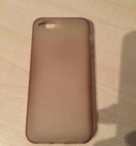 Силиконовый Чехол для IPhone 5s
