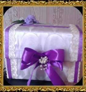 Короб для свадебного  дарения
