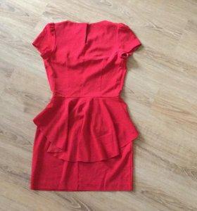 Коктейльное платье, новое