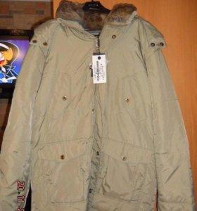 Sparco, новая мужская куртка 52 размер