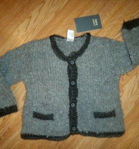 Новый свитер Zara baby