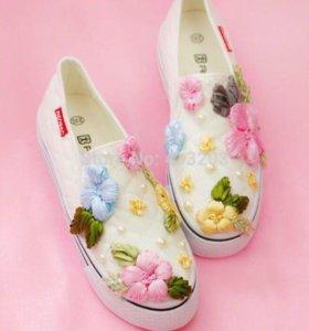 Обувь слипон