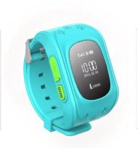 Детские GPS часы Smart Baby Watch Q50 (OLED)