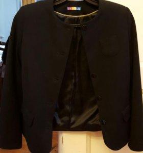 Пиджак десалю школьный