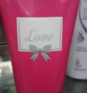 Крем для тела парфюмированный