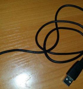 USB кабель оригинальный Samsung