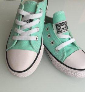 Детские кеды Converse