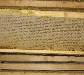 Мёд в сотах / от уральского пчеловода