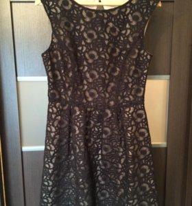 Гипюровое платье Oasis